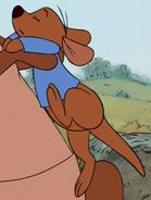 Roo stops swinging 7