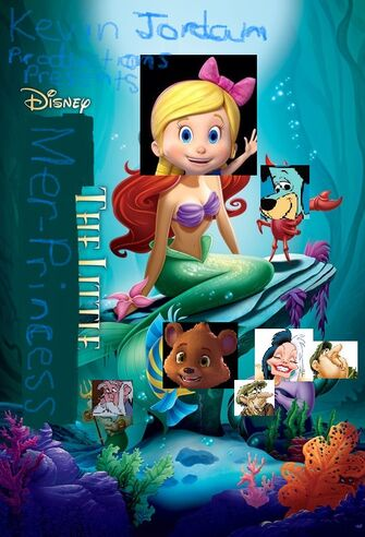 The Little Mer-Princess Movie Poster
