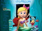 The Little Mer-Princess