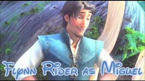 The Road To El Dorado (Princess Rapunzel's version) cast video