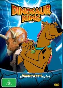 Dk dinosaur king (paris2015 style)