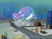 Elephant Bubblestand