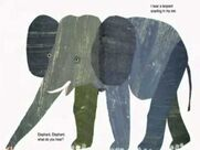 Eric Carle Elephant