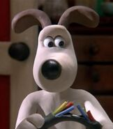 Gromit in the Wallace & Gromit Shorts