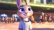 Judy excited