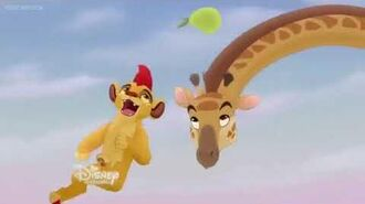 Kion of Star Command Video Game trailer