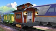Little Engine's Caboose