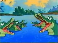 Marsupulampi Crocodiles