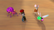 Mouse King team tiny