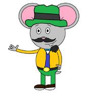 Mr. Einstein Hamster (Mad Hatter)