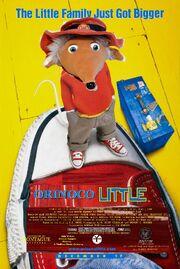Orinoco Little (Stuart Little) Poster