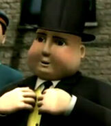 Sir Topham Hatt in Thomas and Friends