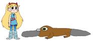 Star meets Platypus
