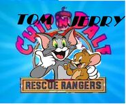 Tom and jerry rescue rangers