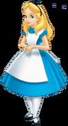 Alice (Alice In Wonderland) as Robyn Starling