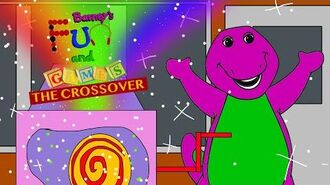 Barney's Fun and Games The Crossover