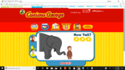 Curious George Elephants