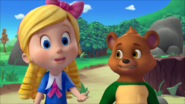 Goldie Locks (Goldie & Bear) 40