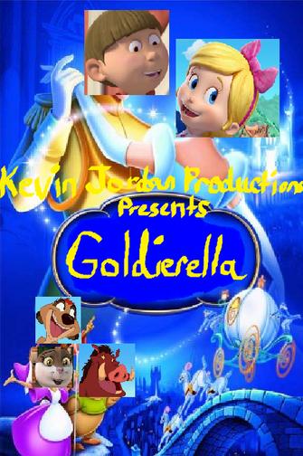 Goldierella Movie Poster