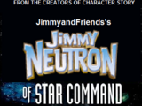 Jimmy Neutron of Star Command: The Adventure Begins