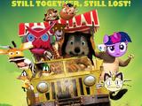 Madagascar: Escape 2 Africa (WolfOmegaGirl Style)