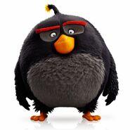 Mr Bomb angry birds movie