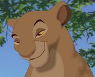 Sarabi in The Lion King (1994)