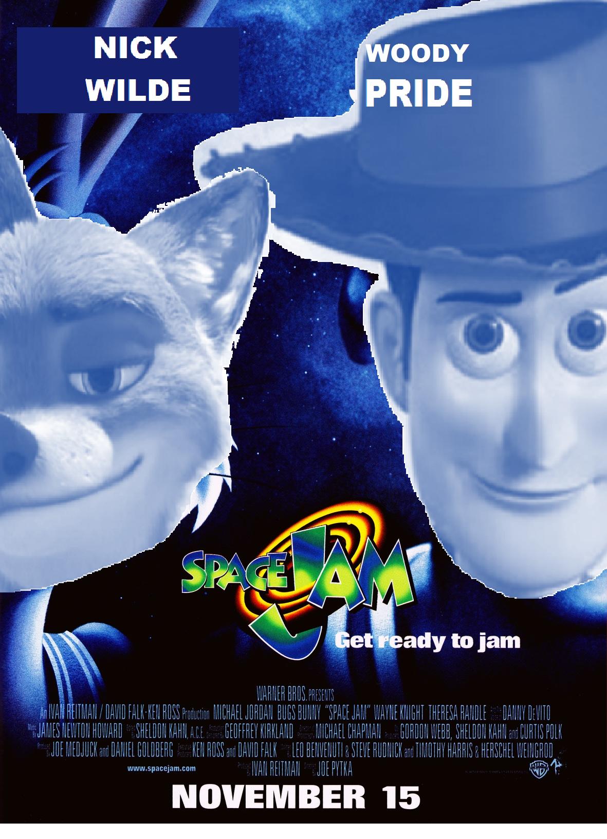 Space Jam (Arthuranfriends Style) | The Parody Wiki | FANDOM