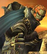Ganondorf in Super Smash Bros. Brawl