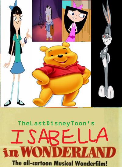 Isabella in Wonderland