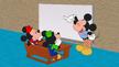 Mickey's classroom