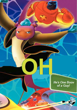 Oh osmosis jones poster