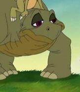 Spike in The Land Before Time 7 The Stone of Cold Fire