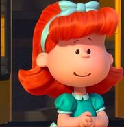 The Little Red-Haired Girl W.O.G