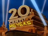 20th Century Meyers Logo variations