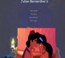 Jasmine and the Aladdin 2: Mowgli's Adventure (Julian Bernardino Style)
