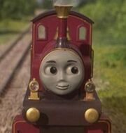 Lady the Magical Engine