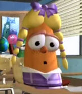 Laura in VeggieTales
