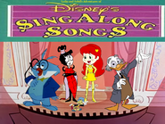 Lydia and Soleil's Adventures of Disney Sing Along Songs