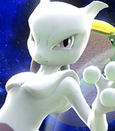Mewtwo in Super Smash Bros. for Wii-U and 3DS