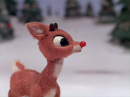 Rudolph stopped and clarice hear