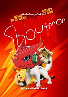 Shoutmon