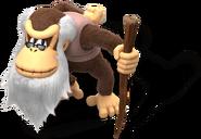 DKCTF Cranky Kong