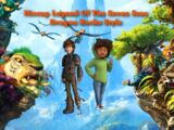 Hiccup: Legend Of The Seven Seas (Dragon Rockz Style)