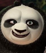 Li in Kung Fu Panda 3