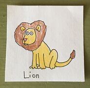 Lion Begins With L