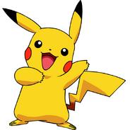 Pikachu (Pokemon) as Chilly
