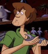 Shaggy Rogers in Scooby Doo and the Alien Invaders