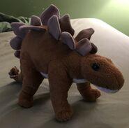 Simon the Stegosaurus