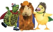 The Wonder Pets as Peter Griffin